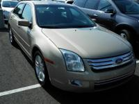 Just Arrived... This Champagne 2006 Ford Fusion is