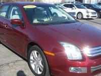 Exterior Color: red, Body: Sedan, Engine: 3.0L V6 24V