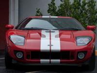 2006 Ford GT Equipped with all four factory options.