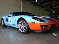 This 2006 Ford GT Heritage Edition is the rarest of