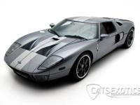 2006 Ford GT twin turbo finished in the one year only