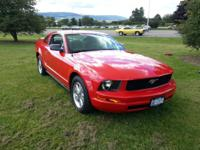 This 2006 Mustang has all of it! LOW MILES, AUTOMATIC,