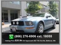2006 FORD Mustang 2 Dr Coupe Our Location is: Doxon