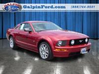 2006 Ford Mustang 2dr Car GT Deluxe Our Location is: