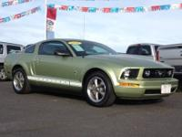 2006 Ford Mustang 2dr Car Standard Our Location is: