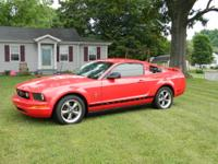 Got a 2006 Ford Mustang for sale. It's the 4.0L V6