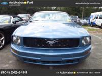2006 Ford Mustang Our Location is: AutoNation Ford