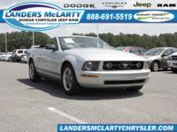 LOW MILES! LEATHER TRIM! This Satin Silver Clearcoat