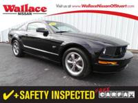 2006 FORD Mustang COUPE 2dr Cpe GT Deluxe Our Location