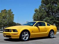 This 2006 Ford Mustang 2dr 2dr Cpe GT Deluxe Coupe