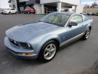 2006 FORD Mustang COUPE 2dr Cpe Standard Our Location