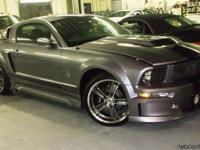 Year: 2006 Make: Ford Model: Mustang Bodystyle: