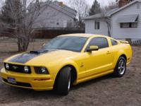 2006 Ford Mustang GT Coupe ..Car Like New ..28,921
