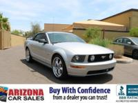 Recent Arrival! 2006 Silver Ford Mustang GT Premium 2D
