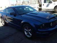 This is a 2006 ford mustang GT premium. I have had it