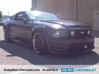 Ford Mustang   **MUST SEE**, **SUPER CHARGED**, Mustang