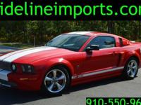 One of  Kind, 2006 Ford Mustang GT w/ only 35 k