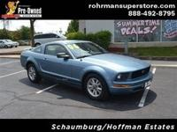 Exterior Color: blue metallic, Body: Coupe, Engine: