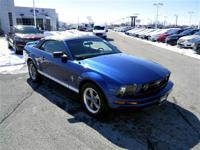 CONVERTIBLE * ONE OWNER TRADE IN * 'PONY PACKAGE *