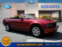 CONVERTIBLE! PREMIUM PACKAGE! LEATHER SEATING!