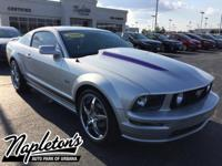 Recent Arrival! 2006 Ford Mustang in Silver, LOCAL