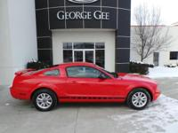 *Low Miles* *This 2006 Ford Mustang Deluxe* will sell