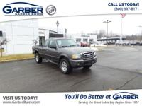 Introducing the 2006 Ford Ranger XLT! Featuring a 4.0L