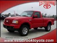 Exterior Color: red, Body: Pickup Truck, Engine: 3.0 6