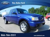 Don Bohn Ford presents this 2006 FORD RANGER PU with