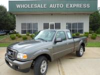 Options Included: Painted Bumpers, Airbag Deactivation,