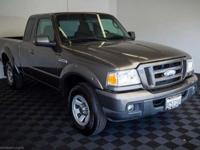 Clean 2006 Ford Ranger Sport drives well and has a one