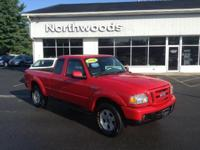 Torch Red Clearcoat 2006 Ford Ranger Sport 4WD 5-Speed