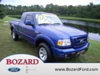 2006 Ford Ranger and it's the Rare 'Sport' Edition!