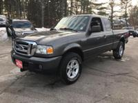 2006 Ford Ranger 4.0L V6 SOHC 16/19mpg * CLEAN CAR-FAX
