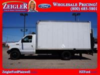 40K AXCTUAL MILES - CHEAP BOX TRUCK WITH EXTREEMLY LOW
