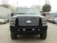 F-250 HARLEY DAVIDSON . CREW CAB . SHORT BED . 4WD/4X4