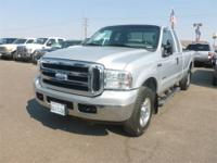 From work to weekends, this Silver 2006 Ford Super Duty