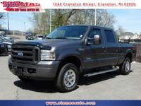 This 2006 F350 is a must see! This XLT Crew Cab has low