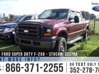 2006 Ford Super Duty F-250 Features: 163k Miles -
