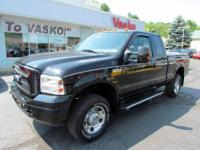2006 FORD F-250 EXTENDED CAB WITH 5.4 V8 AND TOW