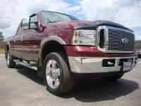 This 2006 Ford Super Duty F-250 Lariat 4x4 Truck