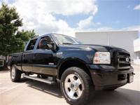 THIS 2006 FORD F-250 XLT JUST CAME IN. THIS 6.0L