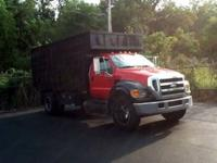 2006 Ford Super Duty F-750 Straight Frame XLT Our