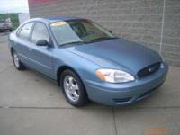 Options Included: N/A***2006 Ford Taurus SE***VIN: