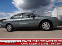 This is One Sharp Ford Taurus!! This Vehicle was Bought