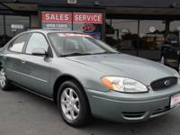 2006 Ford Taurus SEL! LOW FINANCING! Power Sunroof! 87K