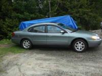 2006 Ford Taurus SEL Sedan V6 engine with 70,000 miles