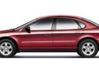 Taurus SEL, 4D Sedan, 16 7-Spoke Machined Aluminum