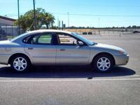 2006 Ford Taurus SEL model 75k miles Wood trim, all