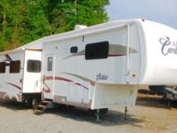 The pre-enjoyed 2006 Forest River Cardinal Fifth Wheel